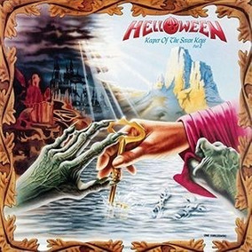 Helloween - Keeper Of The Seven Keys Part2 Vinilo Lp Nuevo