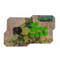 Mesa Controle Arcade Usb P/pc Hulk 979643
