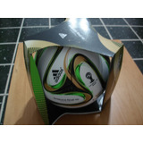Pelota Balon Adidas Brazuca Final Rio Omb Mundial 2014