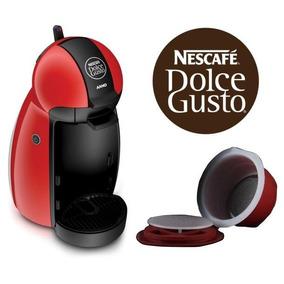 Refil Dolce Gusto Reutilizável Emohome Capsula Filtro Café