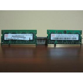 Memoria Ram 512mb Para Laptop Ddr2