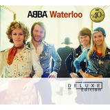 Abba Cd & Dvd: Waterloo ( Deluxe Edition - Argentina )