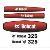 Kit Adesivos Bobcat 325