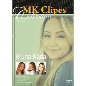 Dvd Bruna Karla Mk Clipes Collection Mk A11