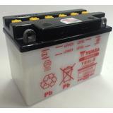 Bateria Yuasa Yb6l-b Akt 125 Nkd Tt125 Tt150 Um 125r Nitrox