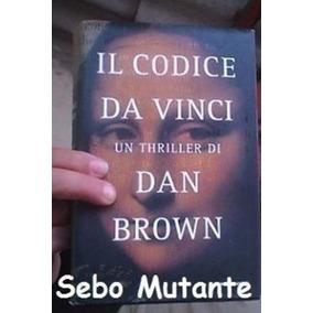 Livro Il Codice Da Vinci Un Thriller Di Dan Brown Dan Brown