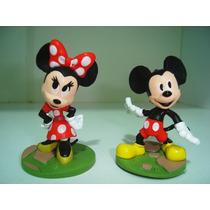 Mickey Mouse Minnie Walt Disney Casa Do Mickey