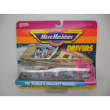 Micro Machine Drivers Collection.