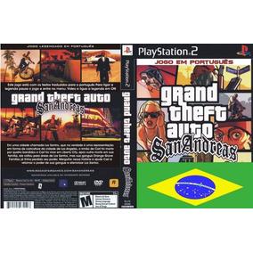 Grand Theft Auto San Andreas Legendado Pt-br Ps2