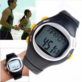Relógio Monitor Cardíaco Frequência Exercício Sem Cinta