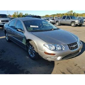 Chrysler 300m 1998-2004: Tablero Sin Accesorios