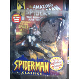 Marvel Legends Hombre Araña Traje Negro Toybiz Spiderman
