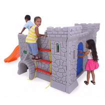 Castelo Medieval Brinquedo Infantil Para Playground Xalingo