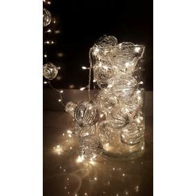 Guirnalda Deco 100 Luces Blancas Ritmica. 4,70m