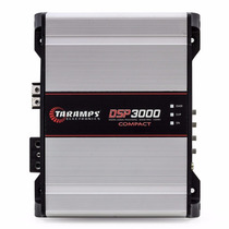 Módulo Amplificador Taramps Dsp3000 3000w Rms 1 Canal 2ohms