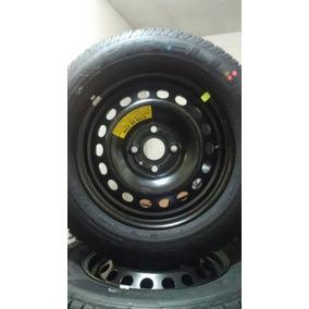Estepe Do Hyundai Hb 20 Aro 14 Novo!