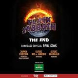 Ingresso Black Sabbath Rio De Janeiro 02-12-2016 21h