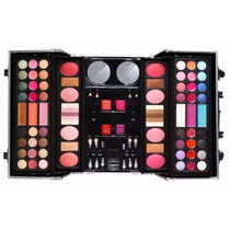 Maleta Maquiagem Profissional Colours Completa Markwins