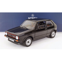 Vw Golf Gt1 1976 A1 Mk1 Caribe Escala 1:18 Norev