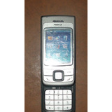 Nokia 6265 Para Repuesto Enciende