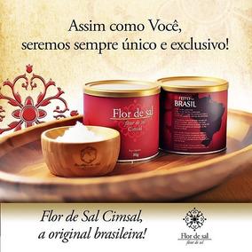Caixa - Flor De Sal Cimsal - 18x350g