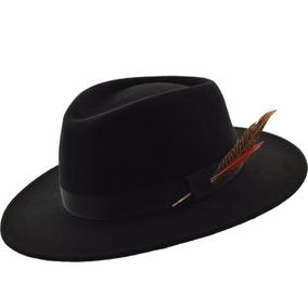Sombrero Australiano Fieltro Compañia De Sombreros P61408802