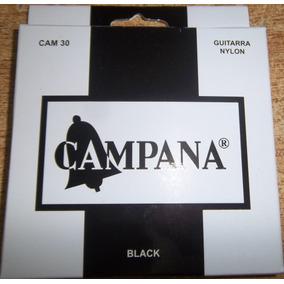Cuerdas Campana Nylon Black Cam30