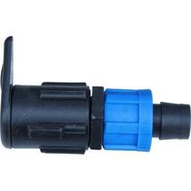 Conector Layflat-cintilla Azul Bolsa Con 100