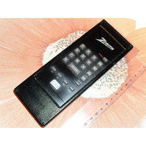 Controle Remoto Zenith Model:124-179a/6283p2 Funcionando ! !