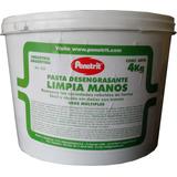Penetrit Pasta Desengrasante Limpia Manos, 4kg.