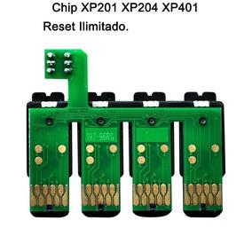 Chip Reset Sistemas Continuo Xp-201 Xp-401 Xp-211 Xp-101 195