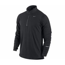 Buzo Nike Primaveral Dry Element Black