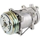 Compresor Aire Automotor Sd 510 Sanden Chino
