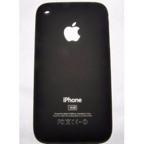 Carcasa Tapa Iphone 3g 3gs 8, 16, 32 Gb