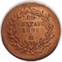 1 Centavo 1891 Mo República Mexicana - Pieza Nueva