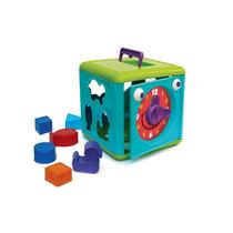 Brinquedo De Montar Max Cubo Encaixes Infantil Original Elka