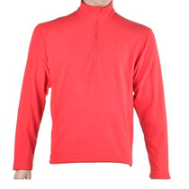 Blusa Fleece Columbia Masc New Fleece Half Vermelho M