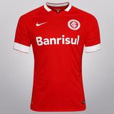 Camisa Internacional Nike Inter Vermelha Colorado 2015