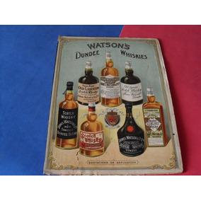 Anuncio Antiguo De Whisky Watson