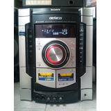 Minicomponente Sony Genezi Mhc-gnx600