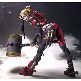 Harley Quinn Injustice S. H Figuarts Bandai Batman Guason Dc