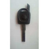 Llave Hueca Para Volkswagen Golf Bora Pointer Polo Sin Chip