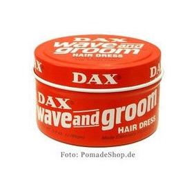 Pasta Cera Cabelo Modelagem Dax Wave And Groom 99 Gr