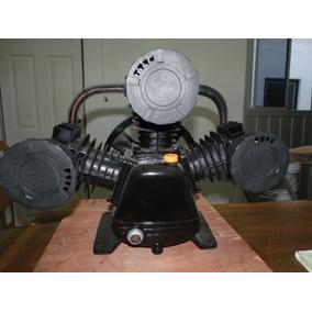 Cabezal De Compresor 5 Hp Baja Para Tanque 300 L Tecnobombas