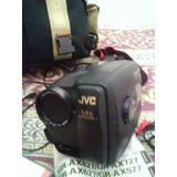 Camara De Video Mod Gr-ax 727 Completa Con Todo Jvc