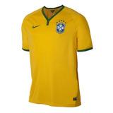 Camisa Jogo Oficial Da Seleção Brasileira