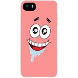 Capinha 3d Patrick Bob Esponja Iphone 4/4s/5/5s/5c/6/6 Plus