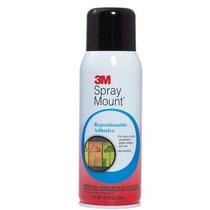Adhesivo En Aerosol Spray Mount 6065 1pz 290gr.=10 1/4 Onza