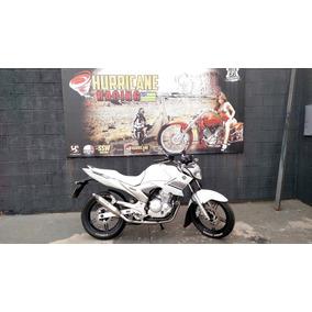 Escapamento Fazer 250 Ponteira Esportiva Cod.750