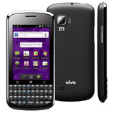 Celular Zte V875 - Touchscreen 3mp Mp3 Player - De Vitrine